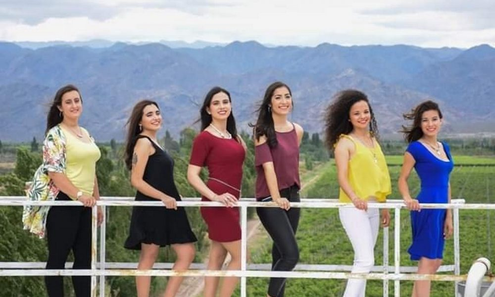 Ellas son las 6 aspirantes a Embajadora de San Martin - El Sol de San Juan